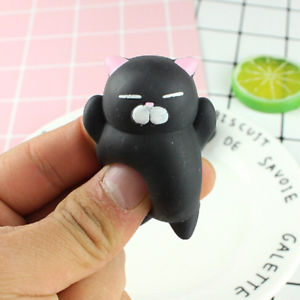 Mobile Phone Accessories Squishy Mini Cute Cat /claw Antistress Ball Squeeze Joke Rising Abreact Soft Sticky Squishi Stress Relief Phone Straps Mobile Phone Straps