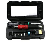 Cordless Solder Iron Pen Shaped Gas Soldering Iron Gun Welding Tool Mini Cordless Torch Soldering Iron Torch