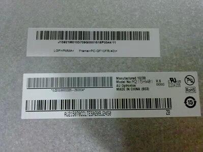 M215HW01 VB Led Panel Used In A320 B320 B325 All In One PC Original Grade A One Year Warranty
