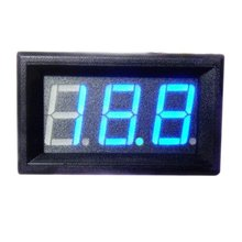 0.56 Digital Voltage Meter Led Digital 3-wire DC0-100V Detection of DC voltmeter New Arrival Voltage Tester