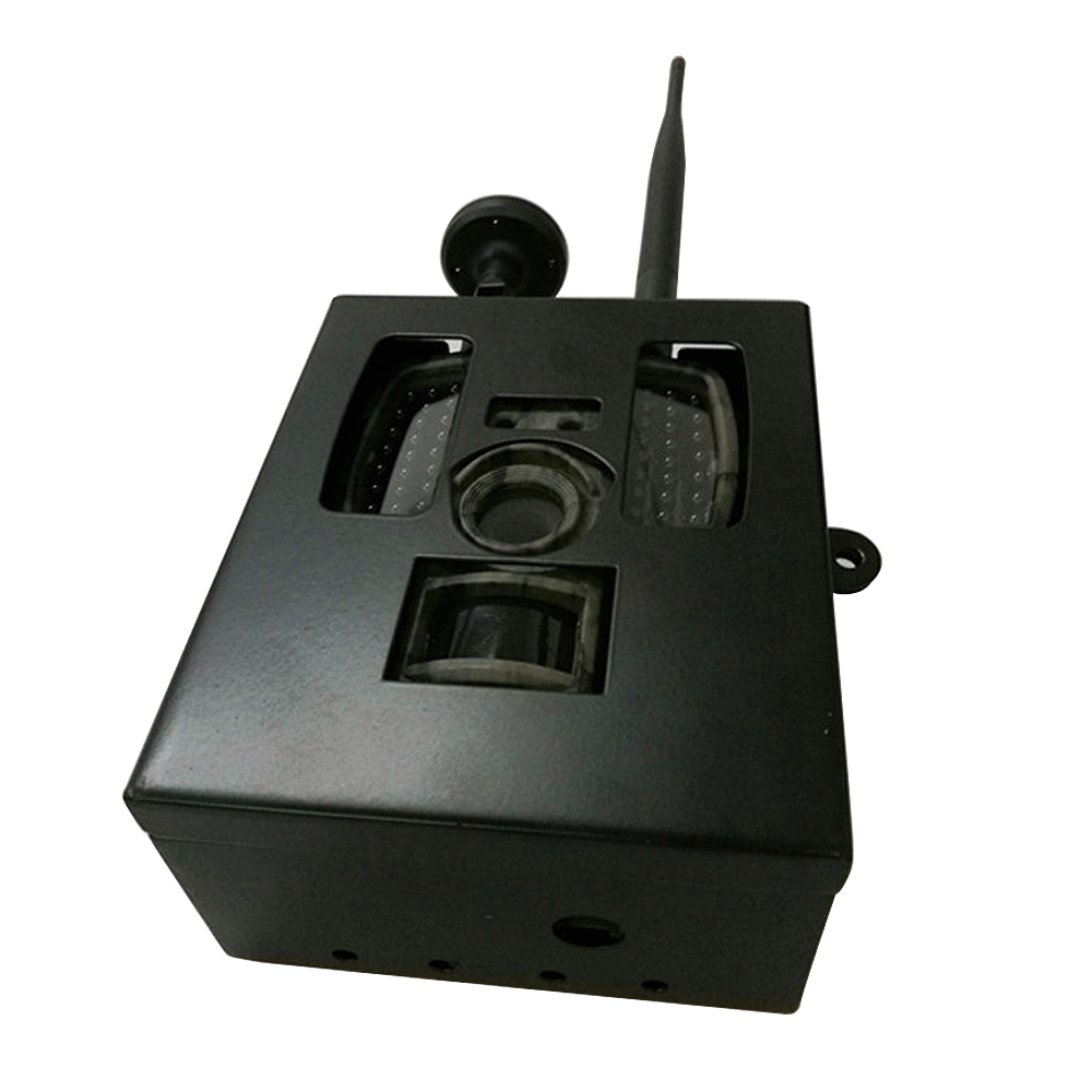4G Metal Box for Newest GPS Hunting Camera Digital Video Photo Traps 4G FDD-LTE Hunting Trail Camera Trap Wild Cameras fdd lte scouting hidden surveillance hunting trail camera with 4g signal gps ftp mms smtp infrared camera photo trap foto camera