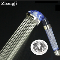 3 Function Adjustable Jetting Shower Filter High Pressure Water Saving Shower Head Handheld Water Saving Shower