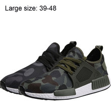 New Breathable And Comfortable Shoes Casual Men Four Seasons Universal Large Size Mesh Shoes Men 48 Sneaker Fashion Sneaker Men 2018 fashion gray black brown men new fashion casual sneaker shoes leather breathable men lightweight comfortable ee 20