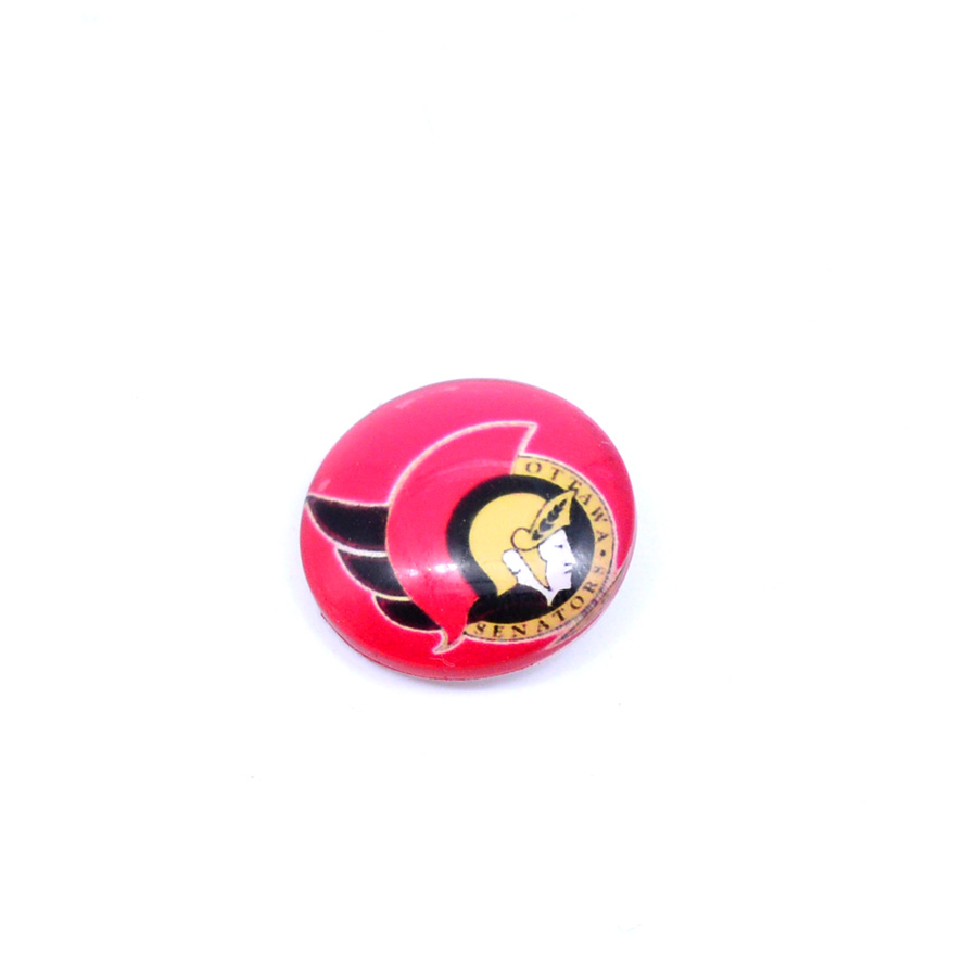 Ice Hockey Jewelry NHL Ottawa Senators Floating Charms for Glass Floating Charms Locket Fashion 2018