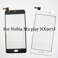 For Nubia M 2 M2 Play NX907J Touch Panel Digitizer Touch Screen Glass M2play Touchpanel With
