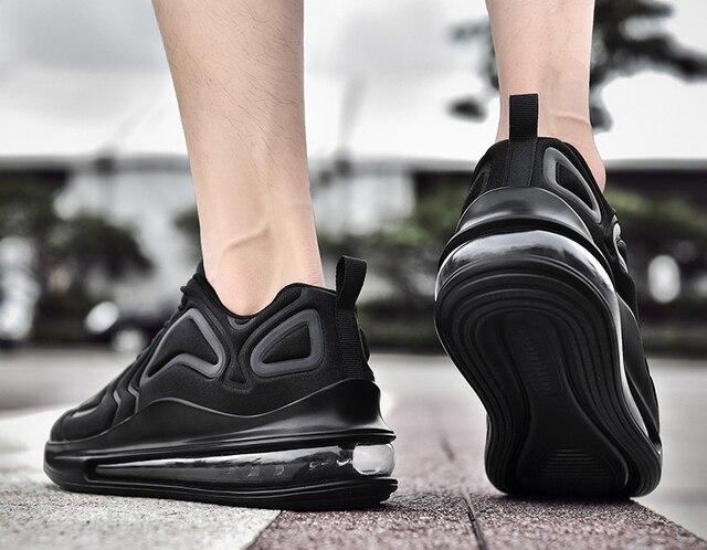GINITA męska poduszka powietrzna moda trampki męskie obuwie