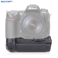 Free Shipping Vertical Battery Grip Pack Holder For Nikon D300 DSLR Camera New