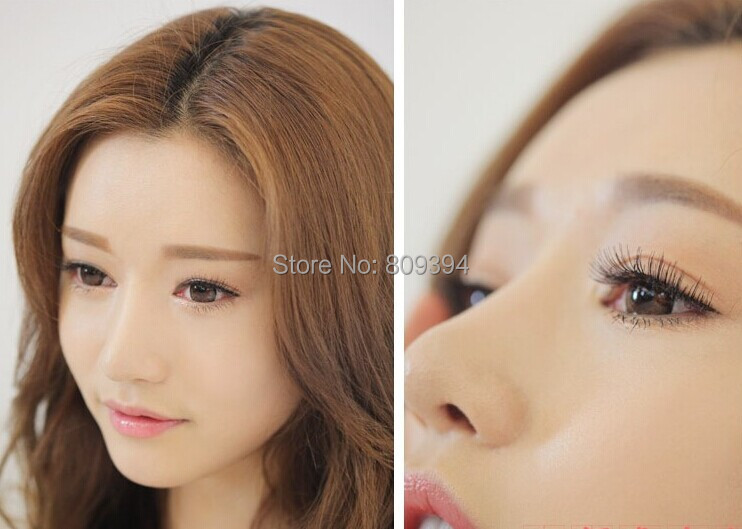 65ddcb202fb 12 mm 100% REAL MINK LASHES J curl EYELASH EXTENSION Black Korean original  soft brand NEW-in False Eyelashes from Beauty & Health on Aliexpress.com ...
