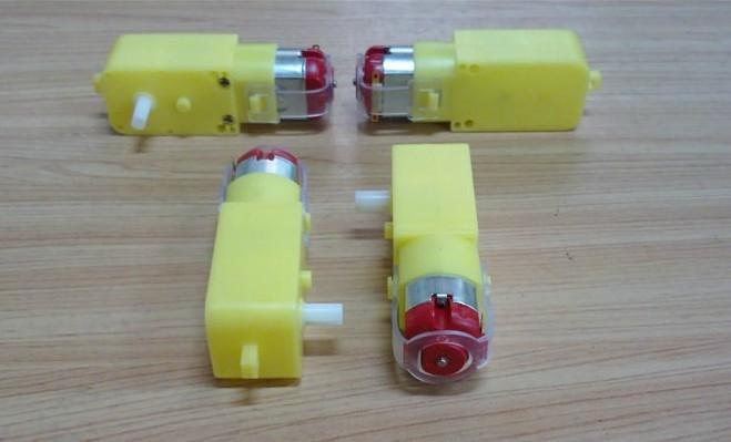 Freeshipping 10pcs/lot DC motor Gear motor 3v-6V single axie free shipping 24v dc mig welding wire feeder motor single drive 1pcs