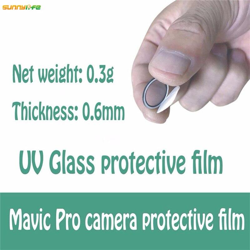 Sunnylife DJI font b Mavic b font font b Pro b font Accessories HD Camera Lens