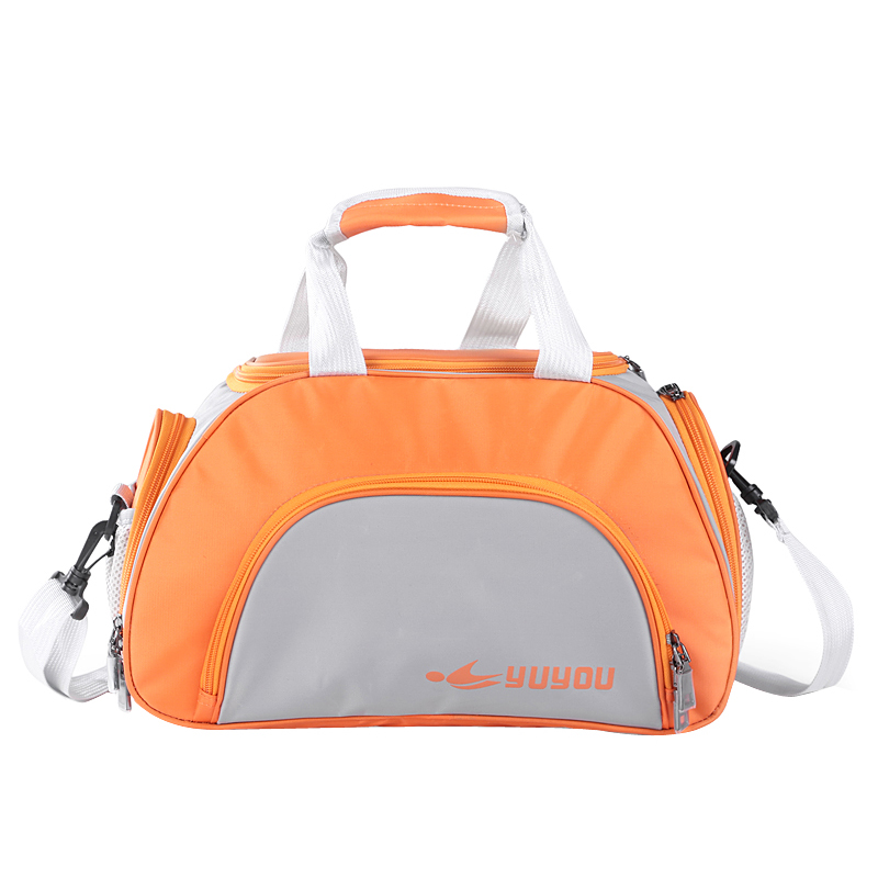Professional Unisex Swimming Bag Dry Wet Separation Handbag Waterproof Bags for Swimming Women Beach Bag Swimsuit Storage Bag in Swimming Bags from Sports Entertainment