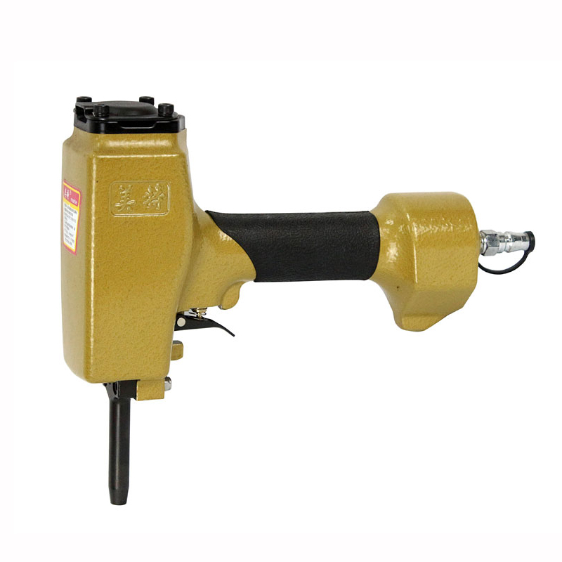 Quality T50SC Pneumatic Nail Gun Air Stapler Tools Pneumatic Nailer Air Tacker free shipping pneumatic air tools c ring nailer hog ring plier sc7c air nail gun c nailer original quality