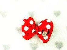 Minnie Dog Hair Bow / pin