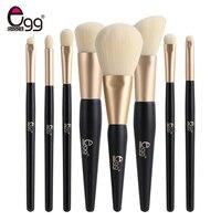 11pcs Professional Makeup Brushes Set Foundation Blending Brush Tool Cosmetic Kits Makeup Set Beauty Essentials Makeup