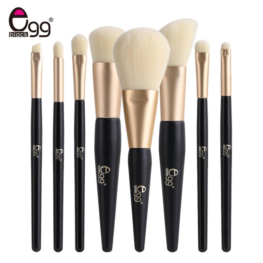 8 piezas profesional cepillos de maquillaje Set Fundación cepillo herramienta cosmética kit de maquillaje Set belleza essentials maquillaje brusher