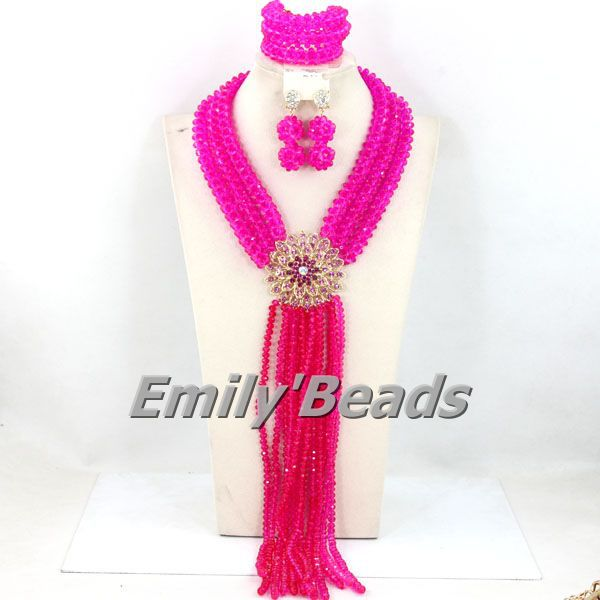 2015 New African Wedding Nigerian Beads Jewelry Sets African Beads For Women Costume Party Accessories Jewelry Sets AEJ8492015 New African Wedding Nigerian Beads Jewelry Sets African Beads For Women Costume Party Accessories Jewelry Sets AEJ849