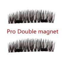 Dropship hair extensions online shopping the world largest dropship pro double magnetic eyelashes 3d magnetic false eyelashes with soft hair magnetic eyelashes extension magnetic pmusecretfo Choice Image