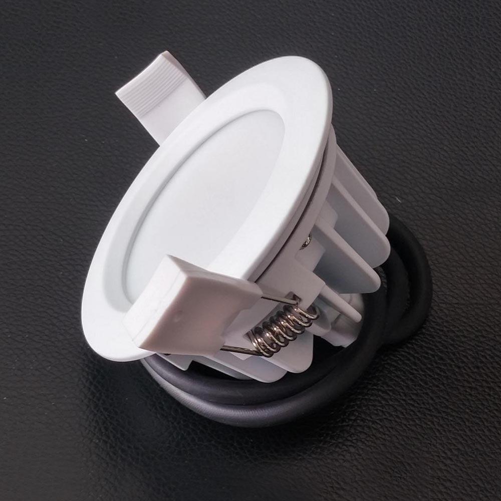12pcs/lot 8W IP65 Recessed LED Downlight Driverless Dimming LED Spot ...