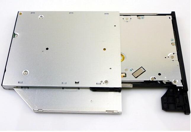 USB 2.0 External CD//DVD Drive for Compaq presario cq60-415sl