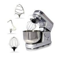 1 CÁI thực phẩm chất lượng mixer 220 V, 800 Wát đứng mixer nấu nóng bán máy, thực phẩm máy xay sinh tố, bánh/trứng/mixer, sữa lắc, milk mixer