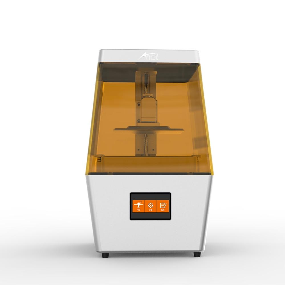 Anet N4 SLA 3D Printer Plus Size UV LCD Assembled smart Touch Screen Off Line Print Impresora 3d Drucker Impressora 3d UV Resin