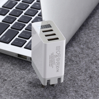 NEW 3 USB Charge Travel Adapter Wall Charger Universal For IPhone Samsung Xiaomi Max 2 A