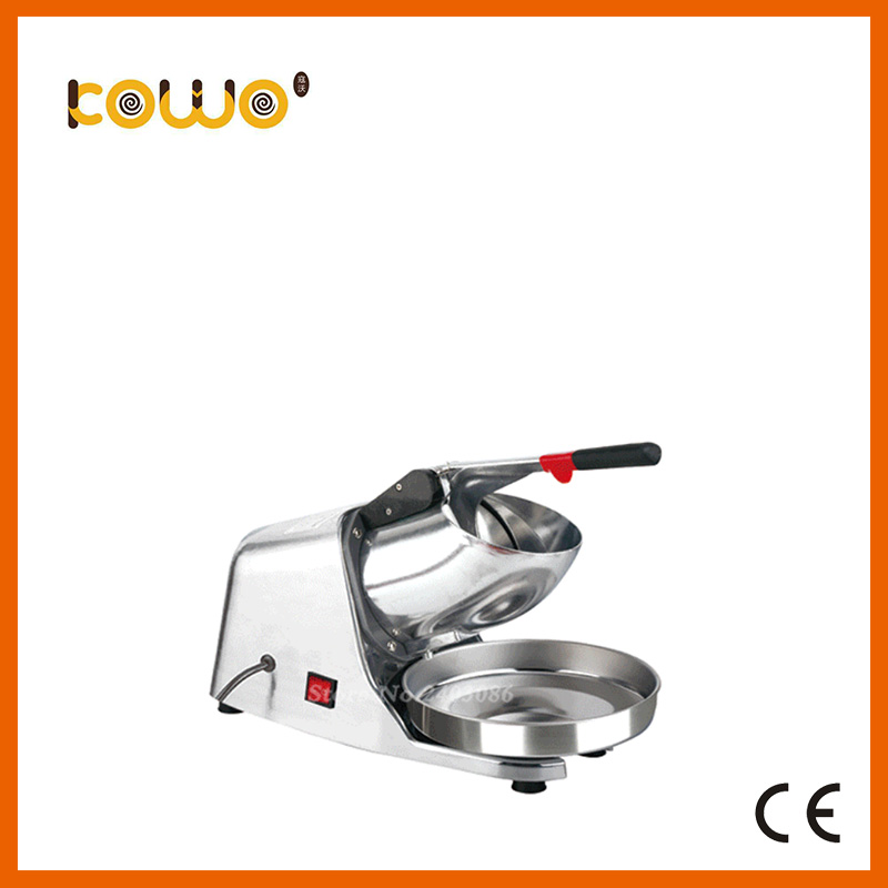 portable semi automatic 65kg/hr electric beer ice breaker crusher maker machine for drink цены