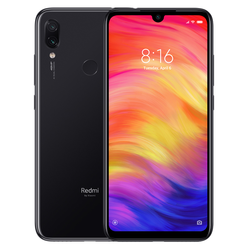 Versión Global Xiaomi Redmi Note 7 4GB 128GB 1