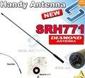 Diamante Original SRH771 antena SMA macho para PX-359 TH-UVF1 UV-3R VX-3R TH-2R RT-26 NF-669 KG-UV6D TH-F8 PX-358 UV-3R TH-UV3R