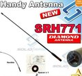 Original Diamond antenna SRH771 SMA male for PX-359 TH-UVF1 UV-3R VX-3R TH-2R RT-26 NF-669 KG-UV6D TH-F8 PX-358 UV-3R TH-UV3R