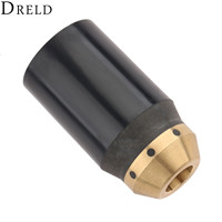 DRELD 1Pc Plasma Shield Cap 9 8218 For SL60 SL100 Plasma Cutting Torch Consumables Accessories Welding Soldering Supplies