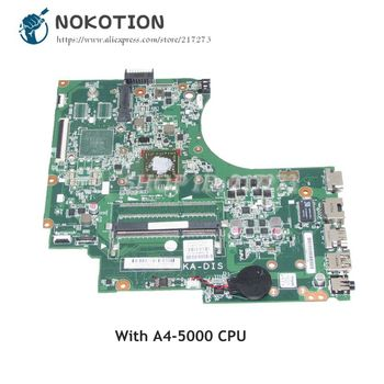 NOKOTION 747148-501 747148-001 For HP 255 G2 15-D Laptop Motherboard 01019BG00-491-G MAIN BOARD A4-5000 CPU DDR3
