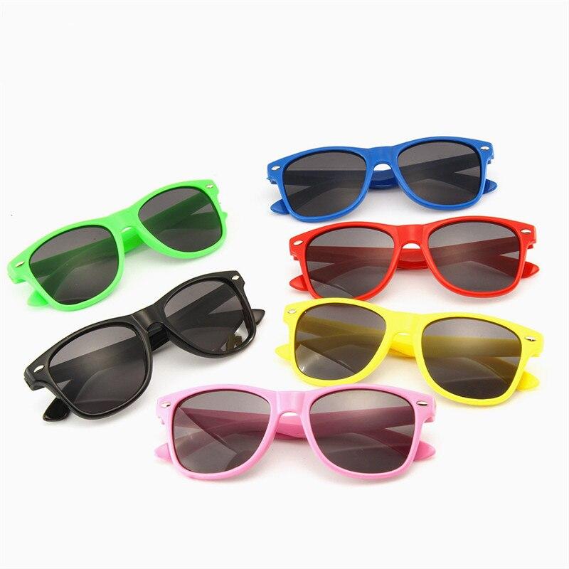 Kinder Uv400 Sonnenbrille Kinder Kinder Kühlen Sonnenbrille 100% Uv Schutz Brillen Sonnenbrille Für Reise Junge Mädchen Mit