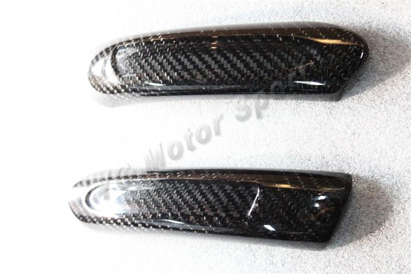 2010-2013 Audi A1 Inner Pull Door Trim Cover CF (1)