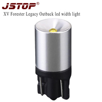 XV Forester Legacy Outback Led Width Lights T10 W5w Led Car Lamp Clearance Lights Led 12v