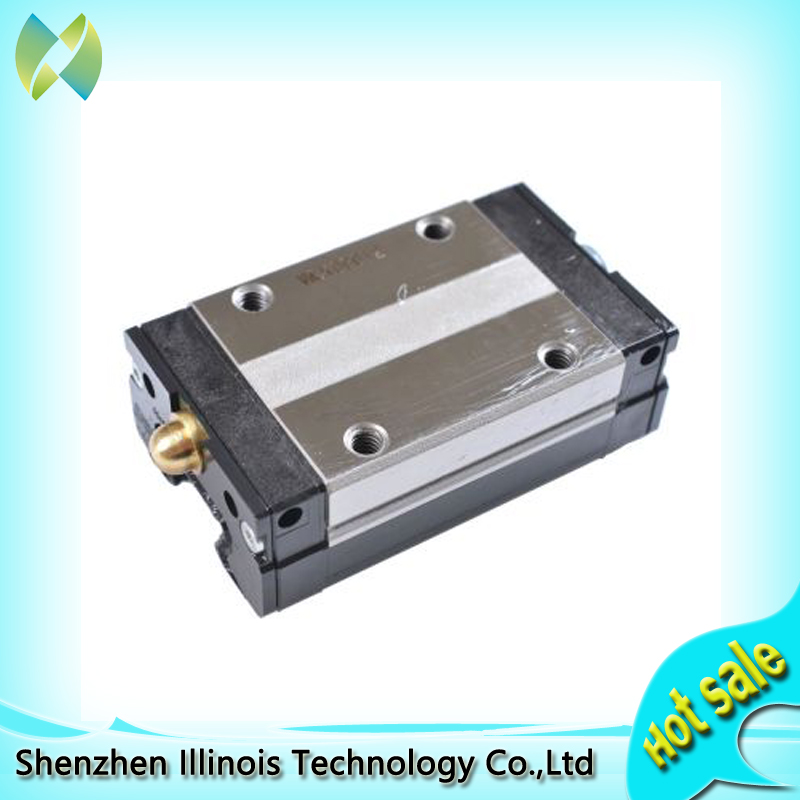 printer parts Roland SJ-540 / SJ-740 / FJ-540 / FJ-740 / XJ-740 L-bearing / Rail Block SSR15XW1UU+2740LY l bearing rail block ssr15xw2ue 2320ly 21895153 for roland rs 640 sj 540 fj 540 xj 540