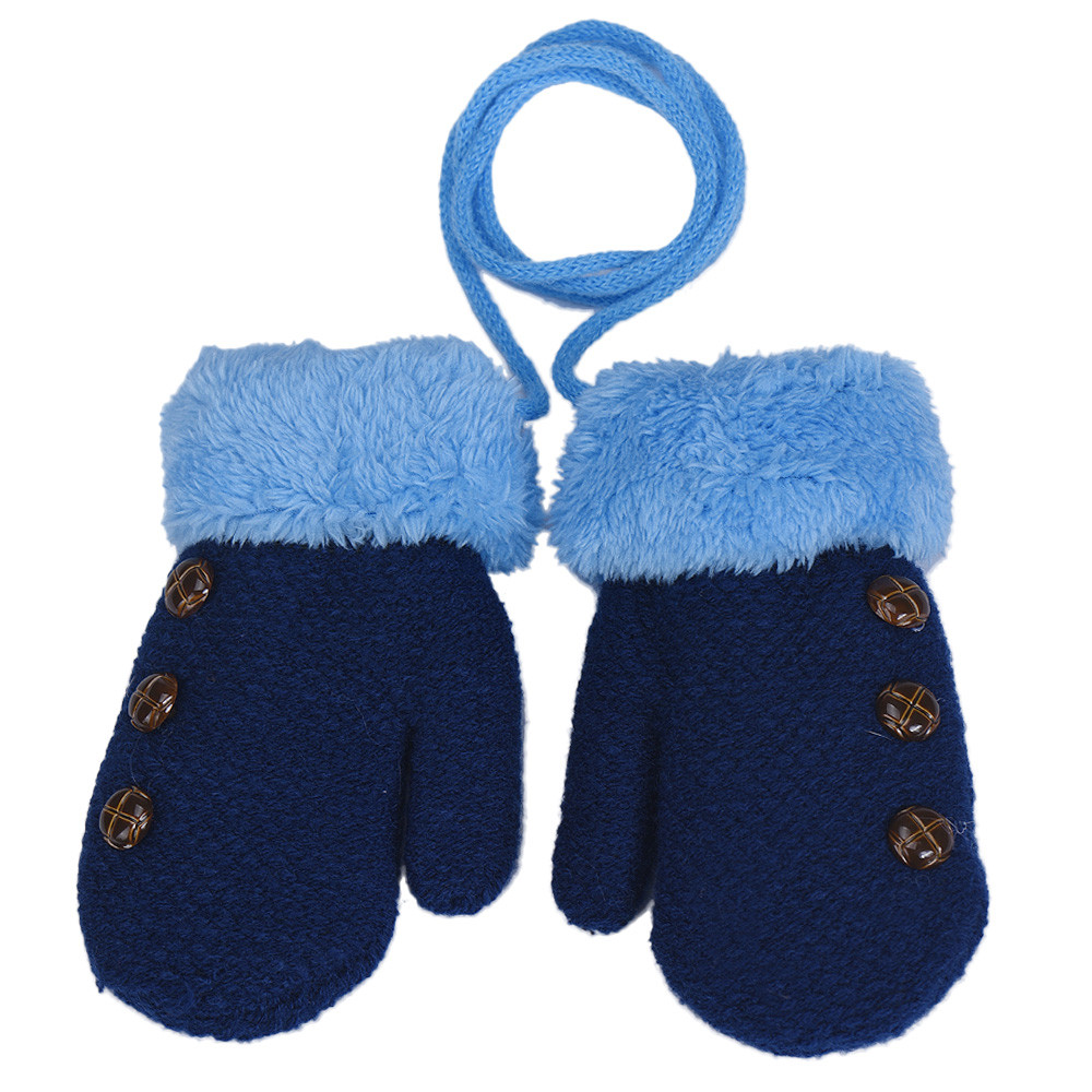 Guantes Child Winter Gloves Kids Hot Sale 2016 Girls Hand ...