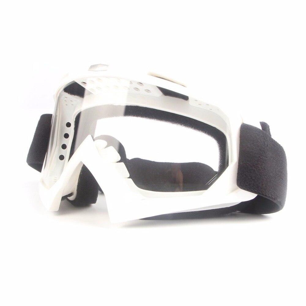 Красочные красивые мотоциклетные оборудование внедорожных Ветрозащитный Анти-туман тактические очки анти-отражение Лыжный Спорт очки UV400 ...