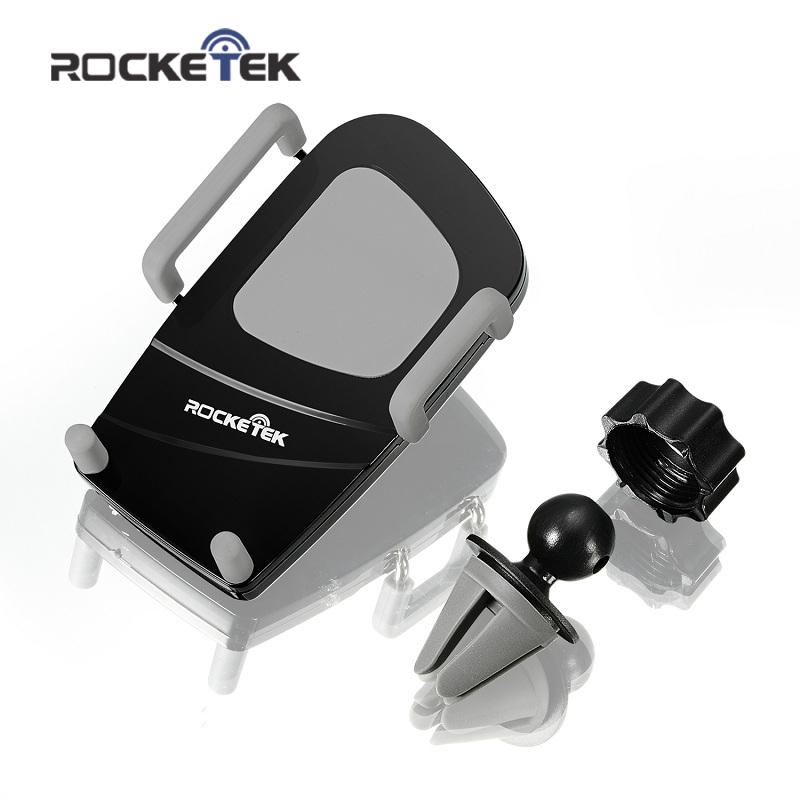 Rock universal car air vent mount holder for smartphone 10