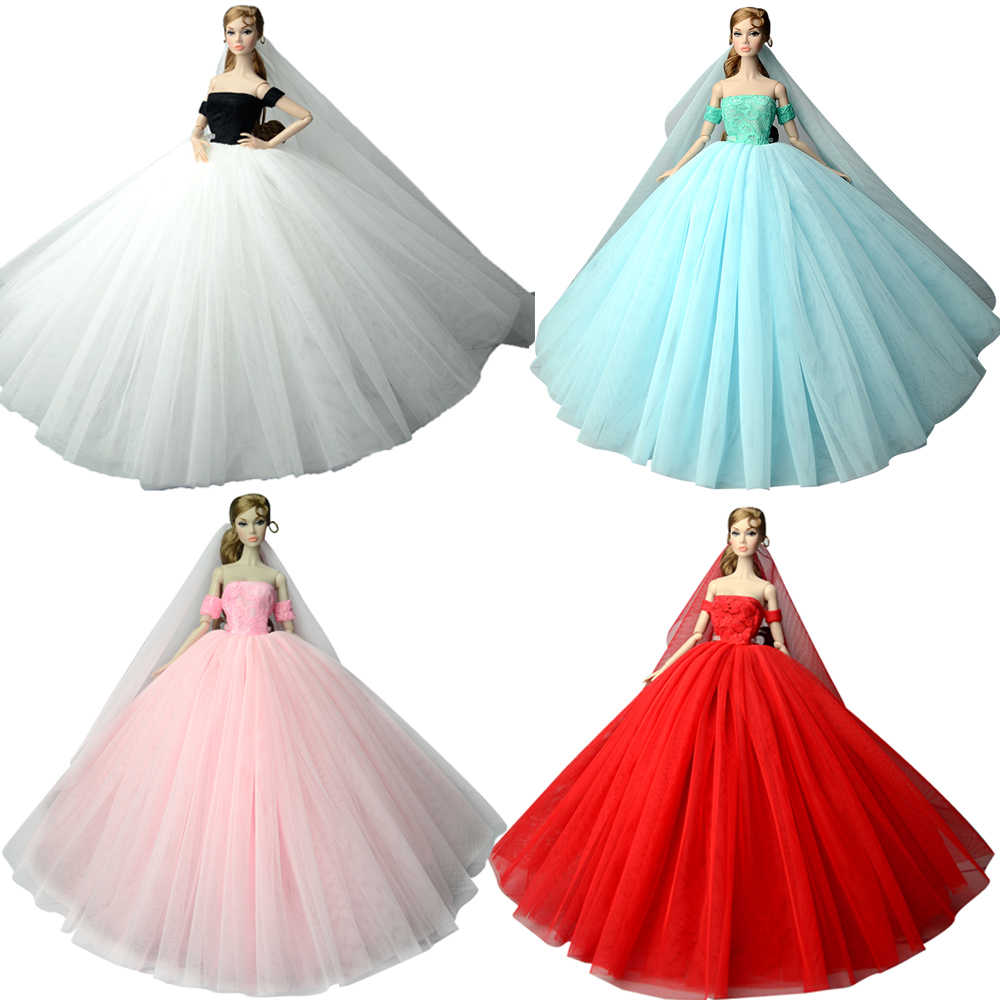 Detail Feedback Questions about NK 2019 Newest Princess Doll Dress ... 0580e2afb3aa