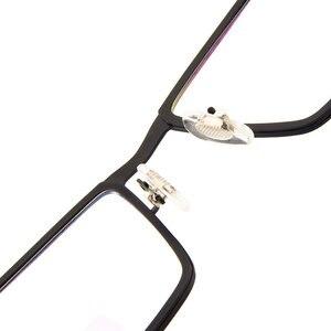 Image 5 - Gmei אופטי LF2022 מתכת מלא שפת מסגרת משקפיים לנשים וגברים Eyewear משקפיים