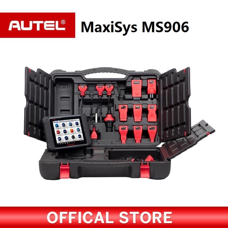 Autel MaxiSys MS906 Automotive Diagnostic System Powerful than MaxiDAS DS708 & DS808 free Update online autel maxidas ds808 auto diangostic tool perfect replacement of autel ds708