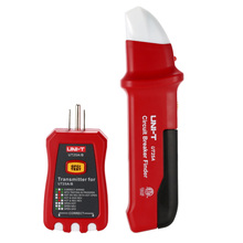 цена на UNI-T UT25A Professional Automatic Circuit Breaker Finder Socket Tester Electrician Diagnostic-tool with LED Indicator