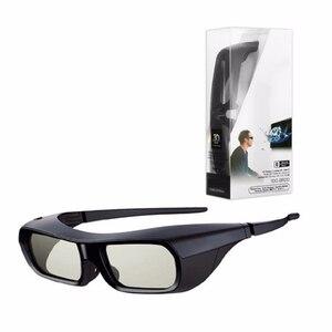 Rechargeable 3D Active Glasses