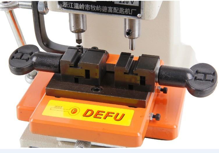 Defu Cutter key cutting machine 368a (5)