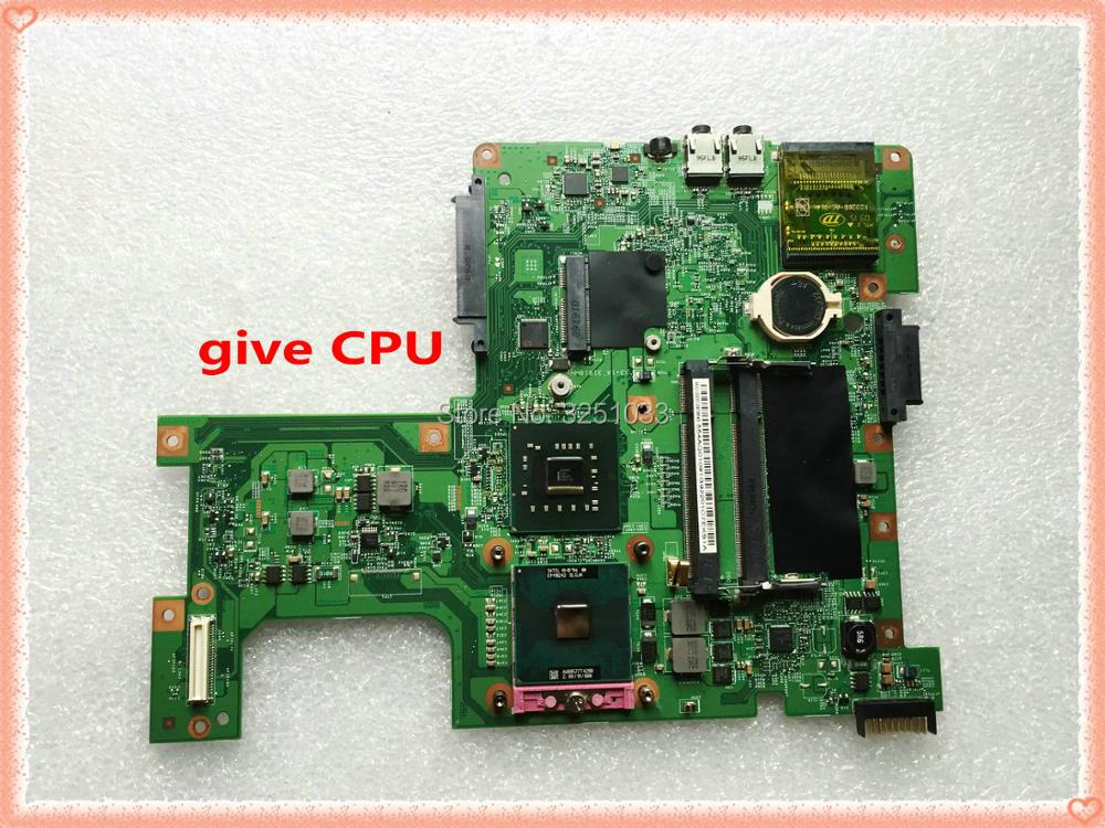 for Dell Inspiron 1545 Notebook 48.4AQ01.011 48.4AQ01.021 48.4AQ01.031 Motherboard CN-0849F GM45 DDR2 0G849F