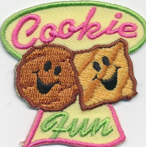 US $150 0 |Girl Boy Cub COOKIE FUN SALE Cookies Fun Patches Crests Badges  SCOUT GUIDE Party-in Patches from Home & Garden on Aliexpress com | Alibaba
