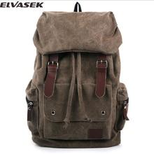 Ganador neuen männer rucksäcke leinwand reisetaschen herren rucksack große kapazität schultaschen für männlichen taschen rucksäcke LS7525
