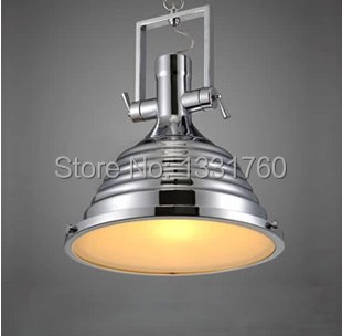 Big size rh maritime pendant polished pendant lamp vintage lighting big size rh maritime pendant polished pendant lamp vintage lighting fixture industry loft light illuminate chrome aloadofball Image collections