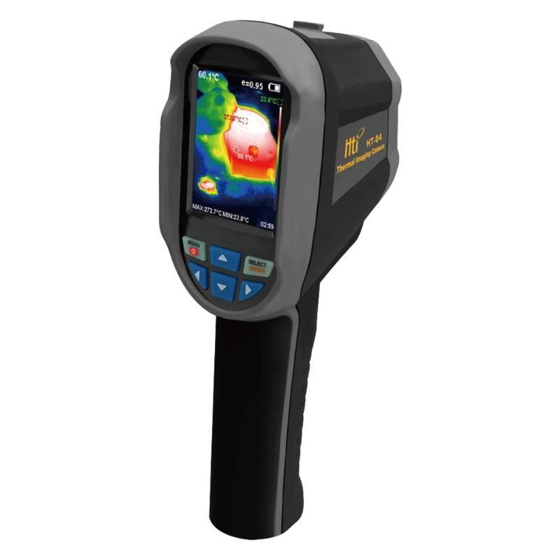 HT-04 IR caméra d'imagerie thermique affichage numérique infrarouge imageur thermique portable imageur infrarouge numérique